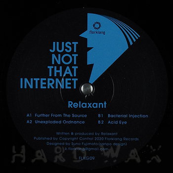 Cover art - Relaxant: Just Not That Internet