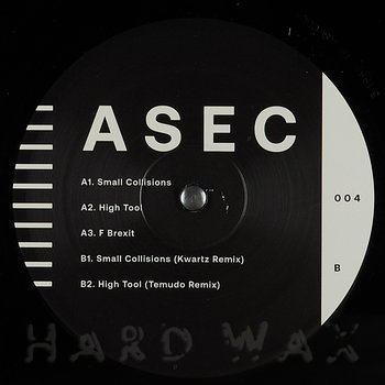 Cover art - Asec: Small Collisions