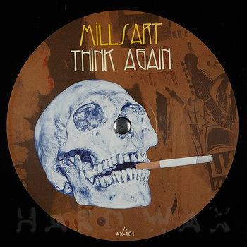 Cover art - Millsart: Think Again