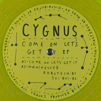 Cover art - Cygnus: Come On Let's Get It