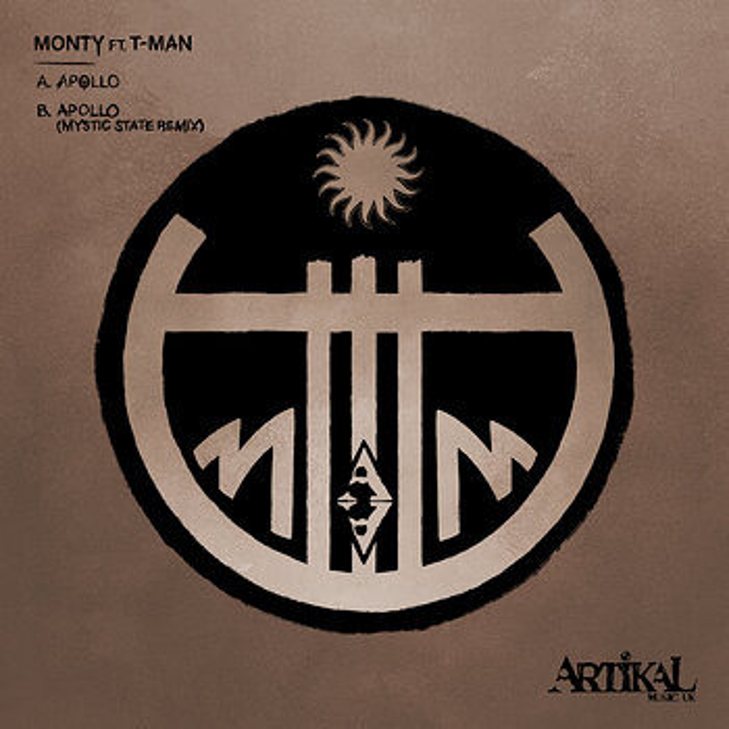 Cover art - Monty & T-Man: Apollo