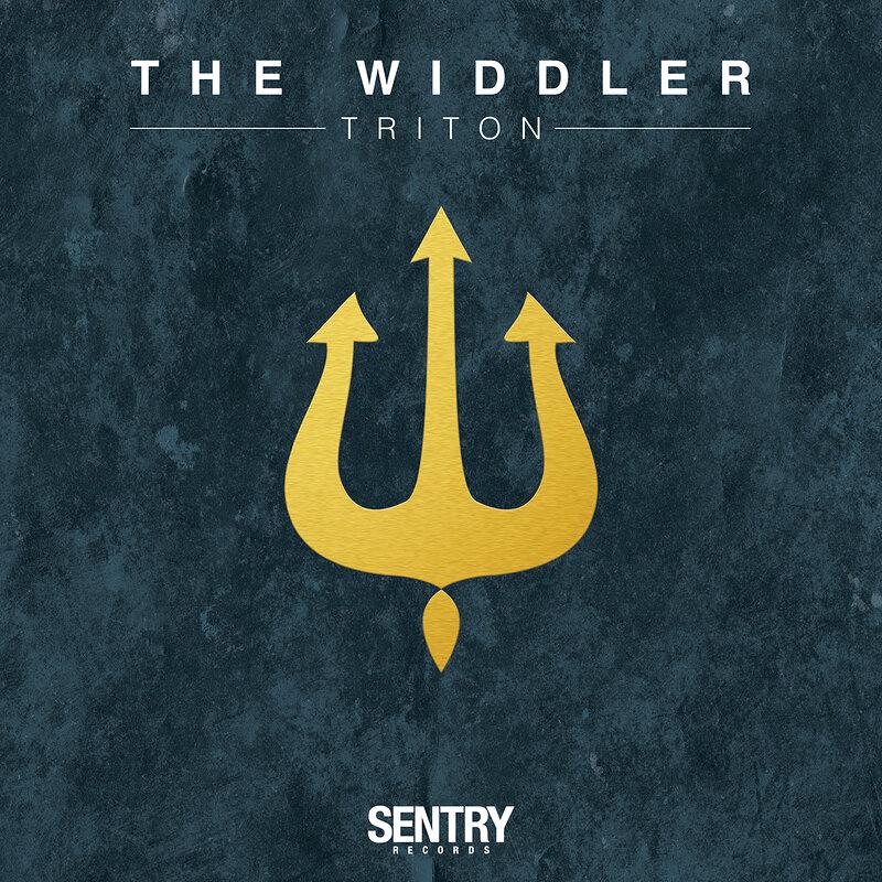 Cover art - The Widdler: Triton