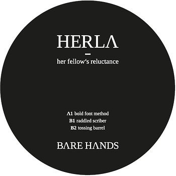 Cover art - Herla: Her Fellow's Reluctance EP