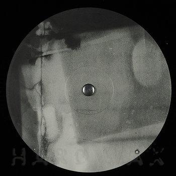 Cover art - Morphology: The Dark Wheel EP