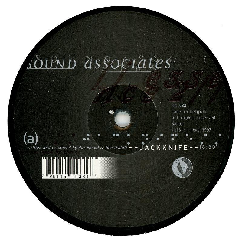 Cover art - Sound Associates: Essence 2