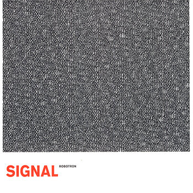 Cover art - Signal: Robotron