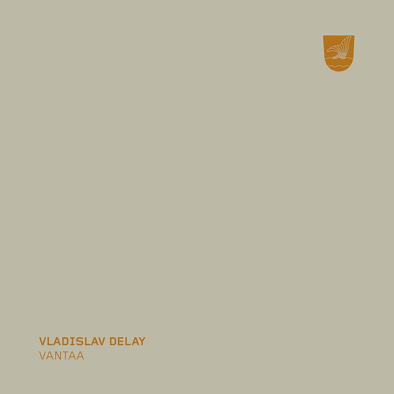 Cover art - Vladislav Delay: Vantaa