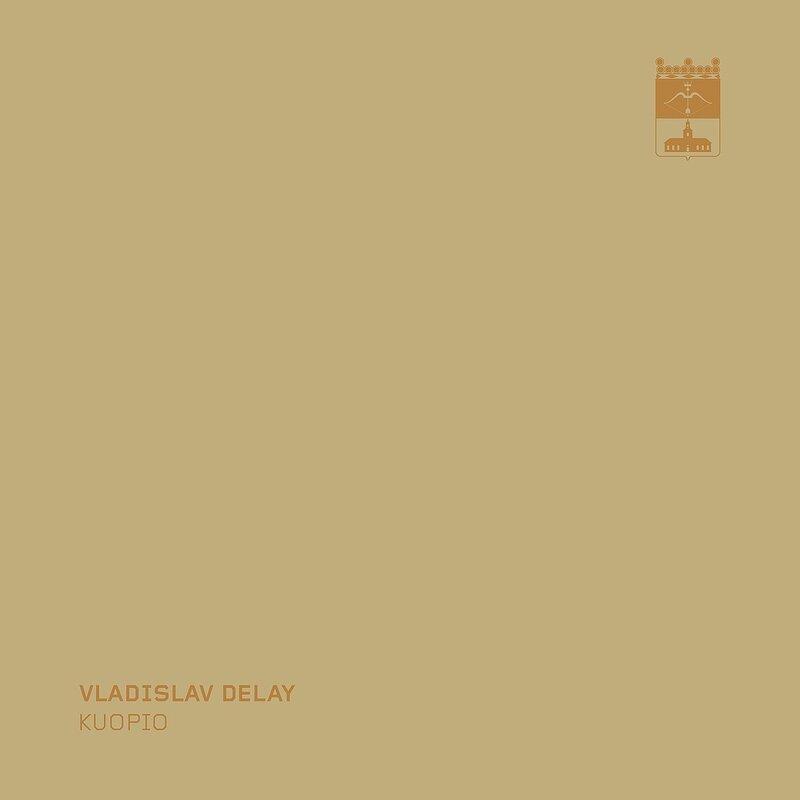 Cover art - Vladislav Delay: Kuopio