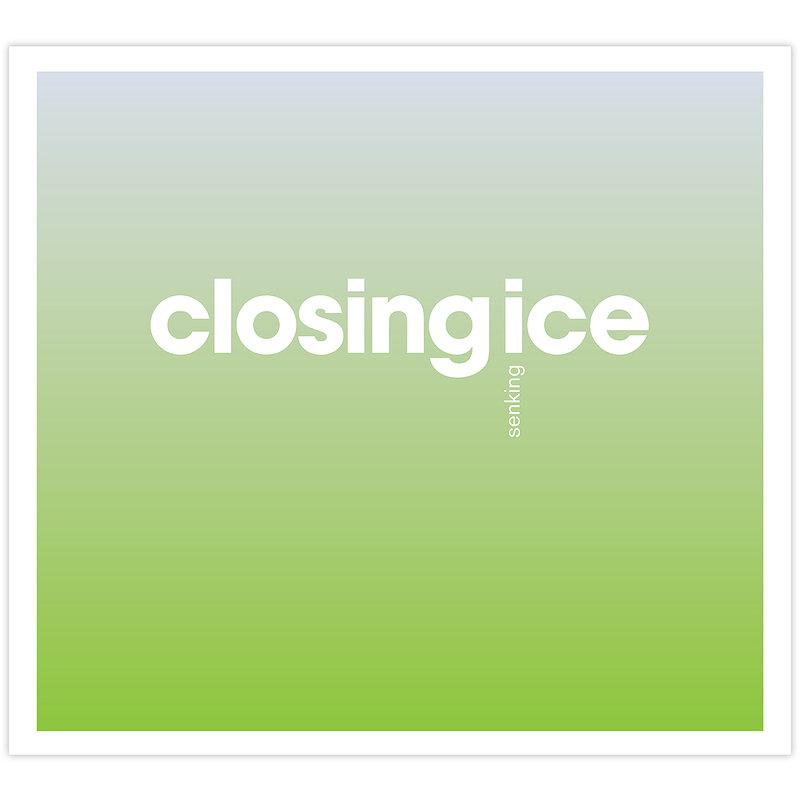 Cover art - Senking: Closing Ice
