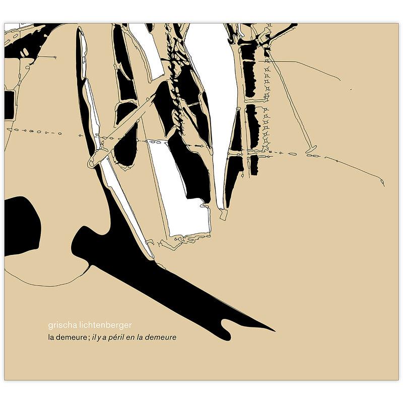 Cover art - Grischa Lichtenberger: La Demeure; Il Y A Péril En La Demeure