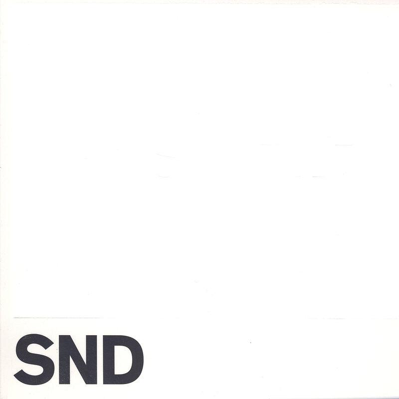 Cover art - SND: Atavism