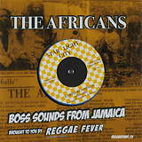 Cover art - The Africans: Earth Runnings