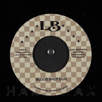 Cover art - Roland Burrell: Blood Shot Eyes