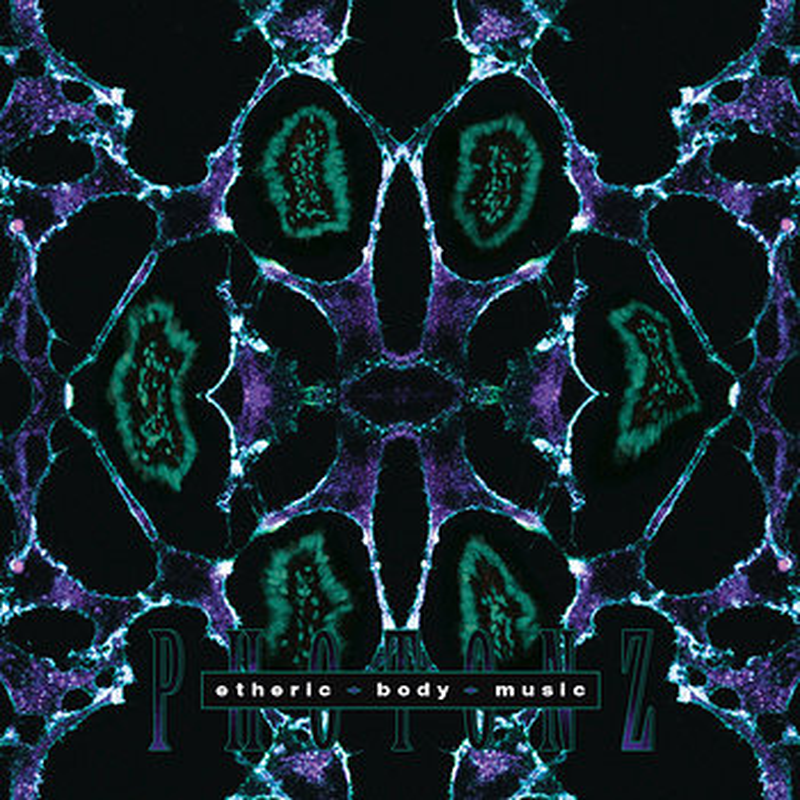 Cover art - Photonz: Etheric Body Music