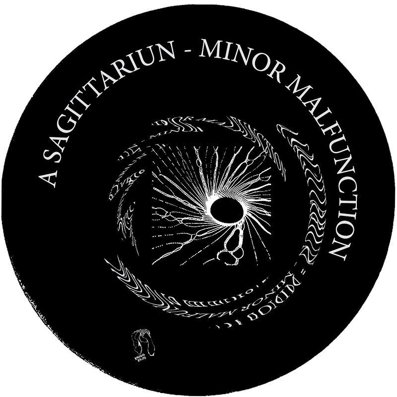 Cover art - A Sagittariun: Minor Malfunction