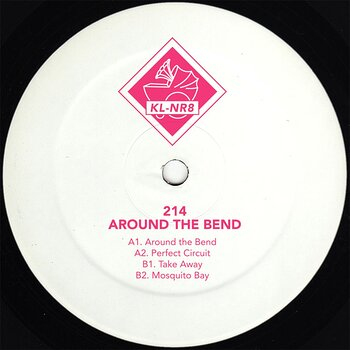 Cover art - 214: Around The Bend