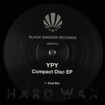 Cover art - Ypy: Compact Disc EP