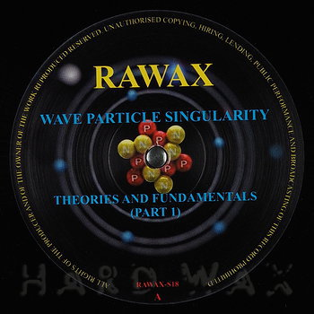 Cover art - Wave Particle Singularity: Theories And Fundamentals (Part 1)