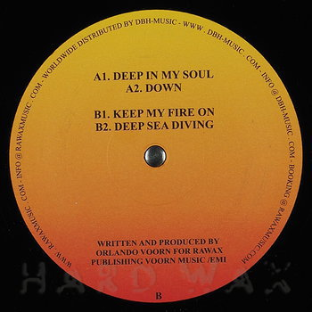Cover art - Format: Keep My Fire EP