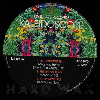 Cover art - Various Artists: Kaleidoscope: New Spirits Known & Unknown