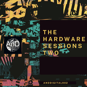 Cover art - AnD: The Hardware Sessions Two
