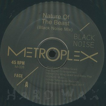 Cover art - Black Noise: Nature Of The Beast