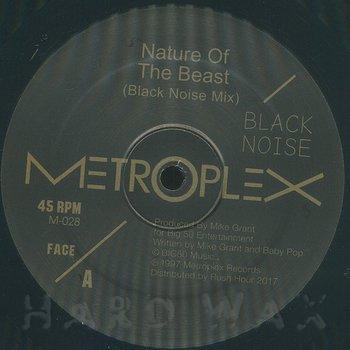 Black Noise: Nature Of The Beast - Hard Wax