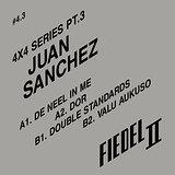 Cover art - Juan Sanchez: 4x4 Series Pt.3