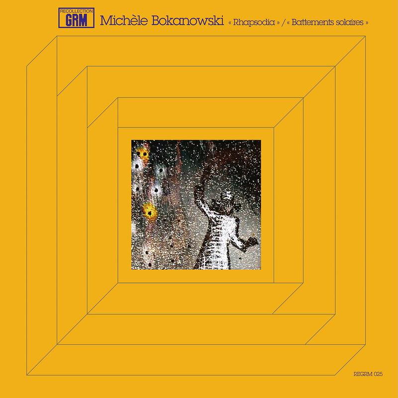 Cover art - Michèle Bokanowski: Rhapsodia / Battements solaires