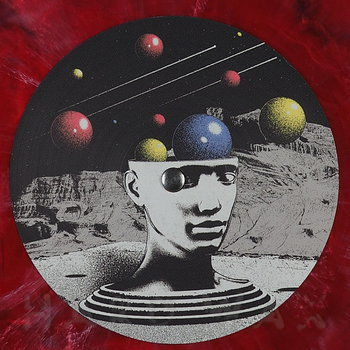 Cover art - Jad & The: Space Swingerz
