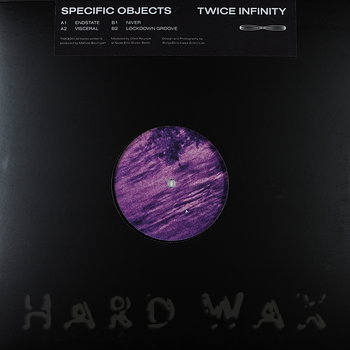 Cover art - Specific Objects: Twice Infinity