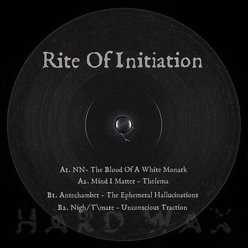 Cover art - Various Artist: Rite Of Initiation