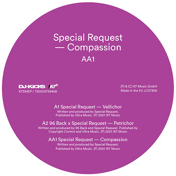 Cover art - Special Request: Compassion