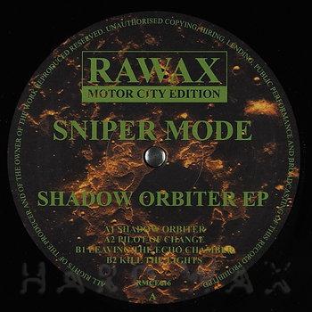 Cover art - Sniper Mode: Shadow Orbiter EP