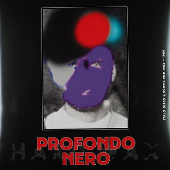 Cover art - Various Artists: Profondo Nero