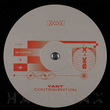 Cover art - Yant: Contravention