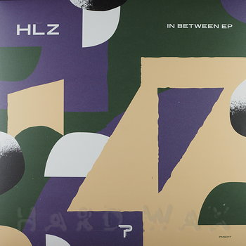Cover art - HLZ: In Between