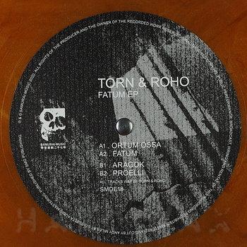 Cover art - Torn & Roho: Fatum