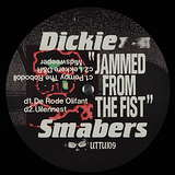 Cover art - Dickie Smabers: Jammed From The Fist