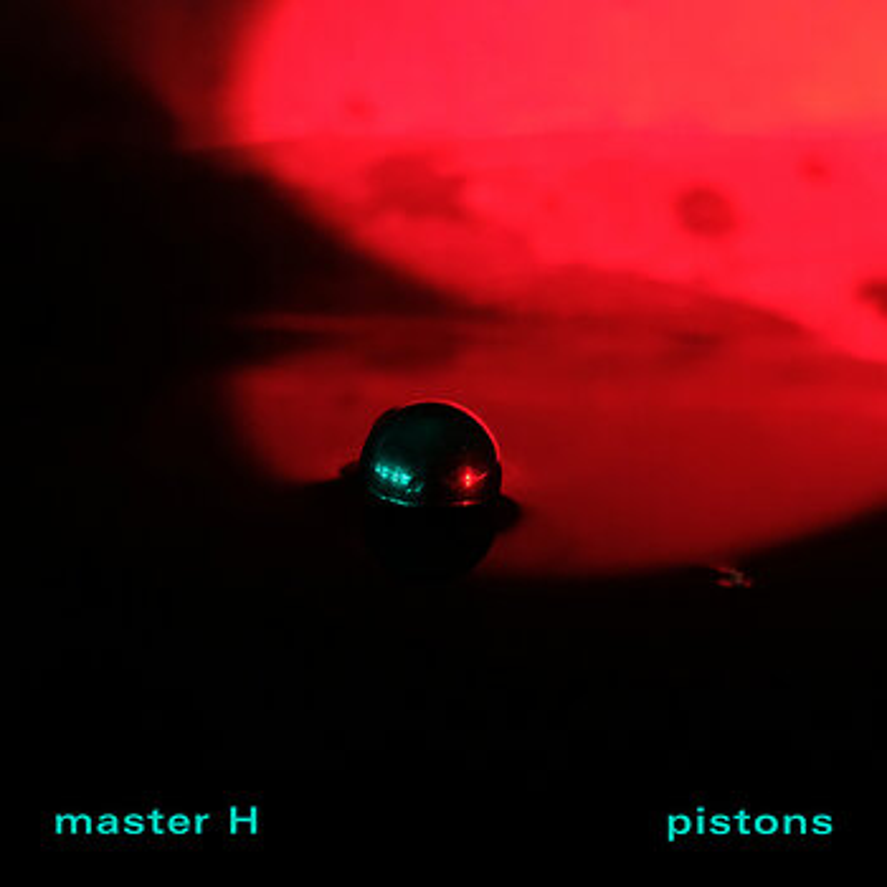 Cover art - Master H: Pistons