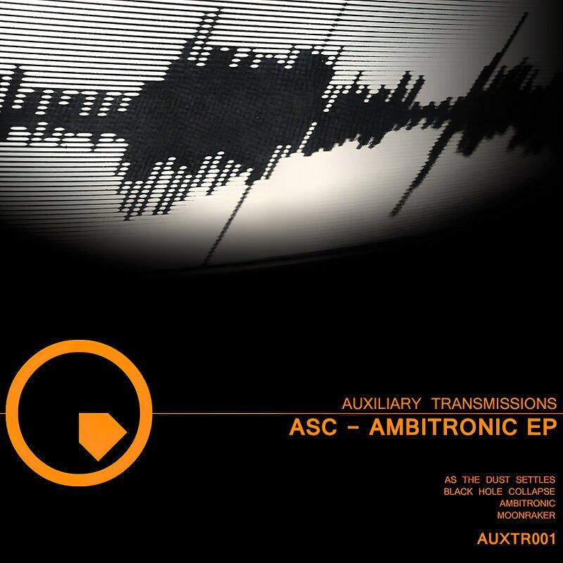 Cover art - ASC: Ambitronic EP