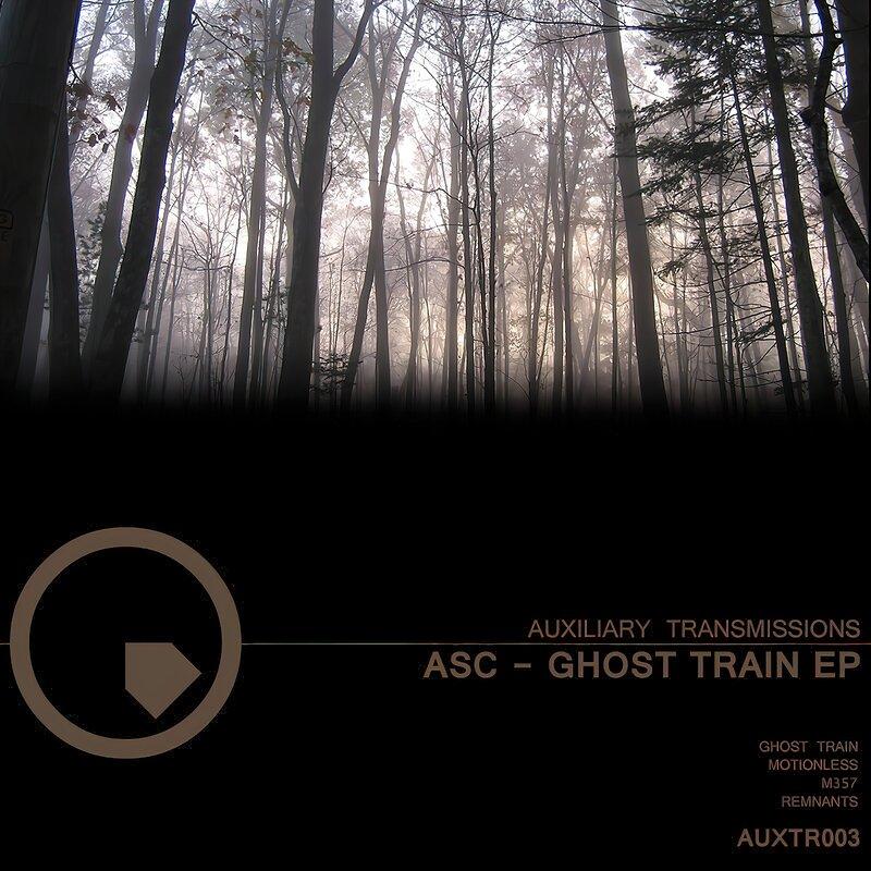 Cover art - ASC: Ghost Train EP