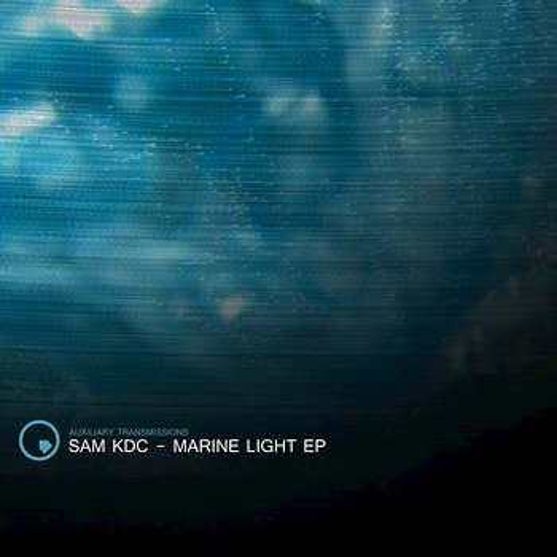 Cover art - Sam KDC: Marine Light EP