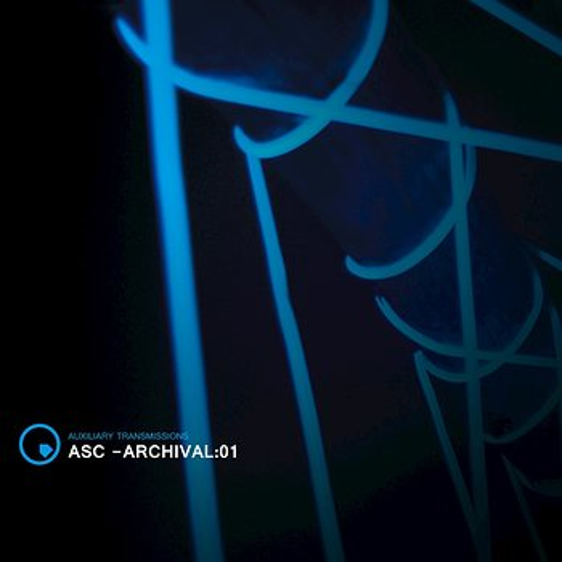 Cover art - ASC: Archival.01 EX
