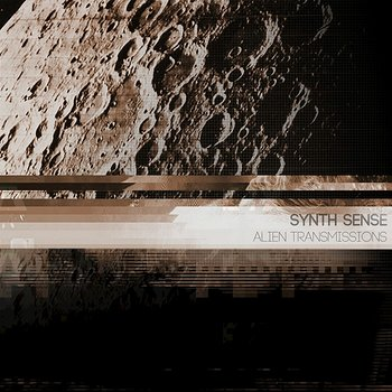 Cover art - Synth Sense: Alien Transmissions