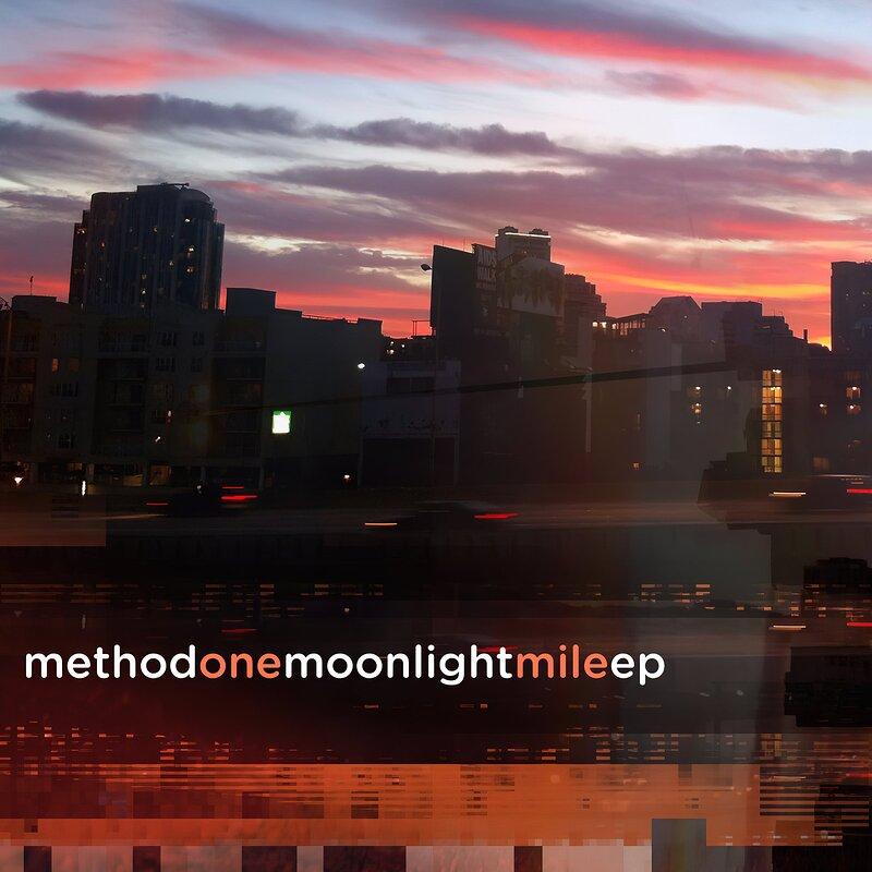 Cover art - Method One: Moonlight Mile EP