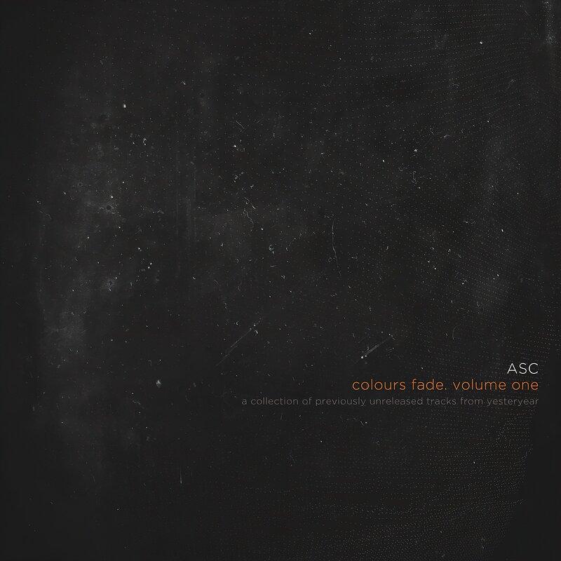 Cover art - ASC: Colours Fade, Vol. 1