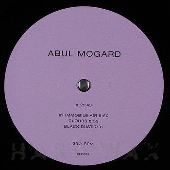 Cover art - Abul Mogard: In Immobile Air
