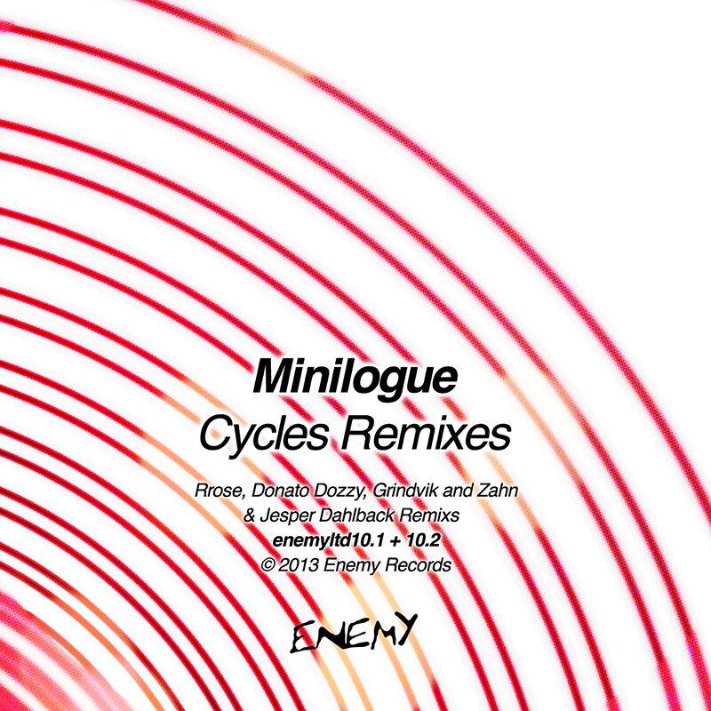Cover art - Minilogue: Cycles Remixes