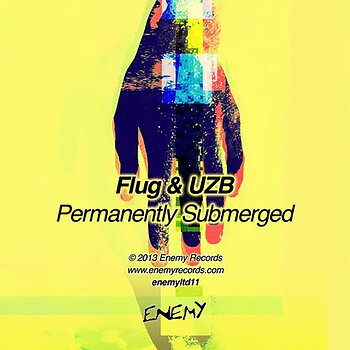 Cover art - Various Artists: Permanently Submerged